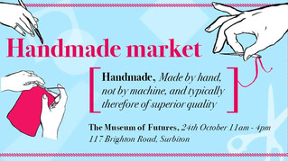 Handmade Market at Museum of Futures