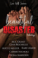 Beautiful Disaster anthology cover