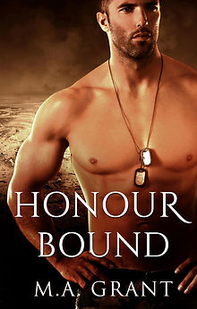 Honour Bound by M.A. Grant book cover
