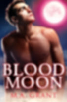 Blood Moon by M.A. Grant book cover