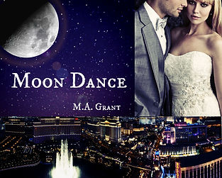 Moon Dance by M.A. Grant book cover