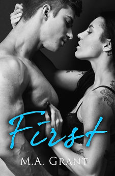 First by M.A. Grant book cover
