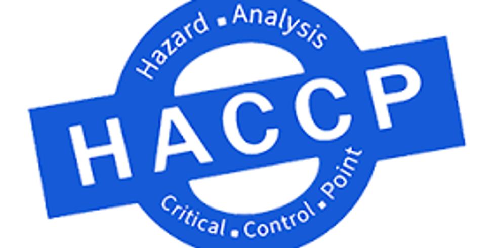 La Démarche HACCP