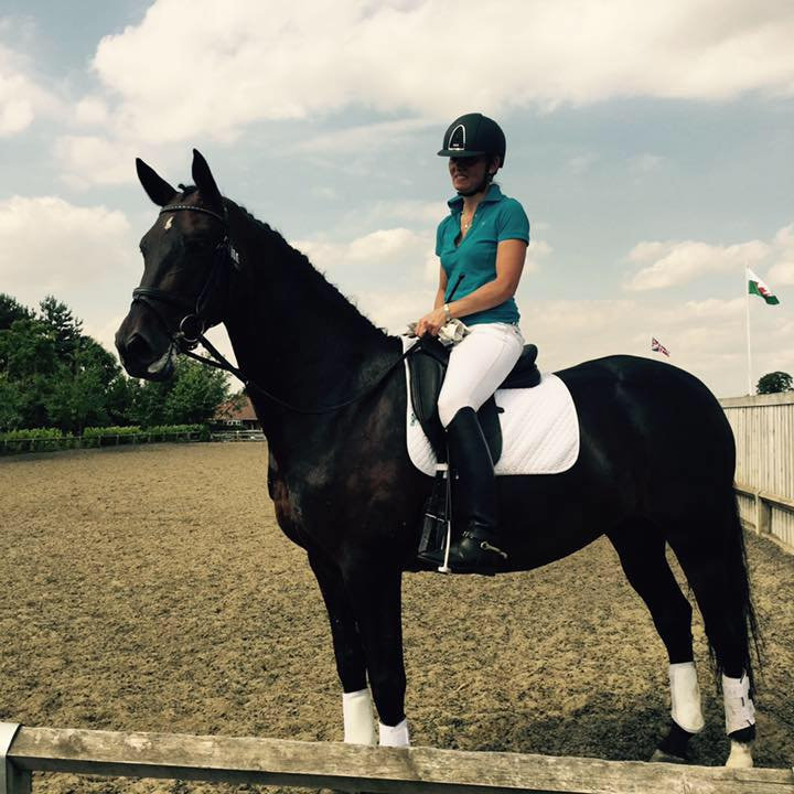 15.7.21 Flatwork with Charlotte Wilson