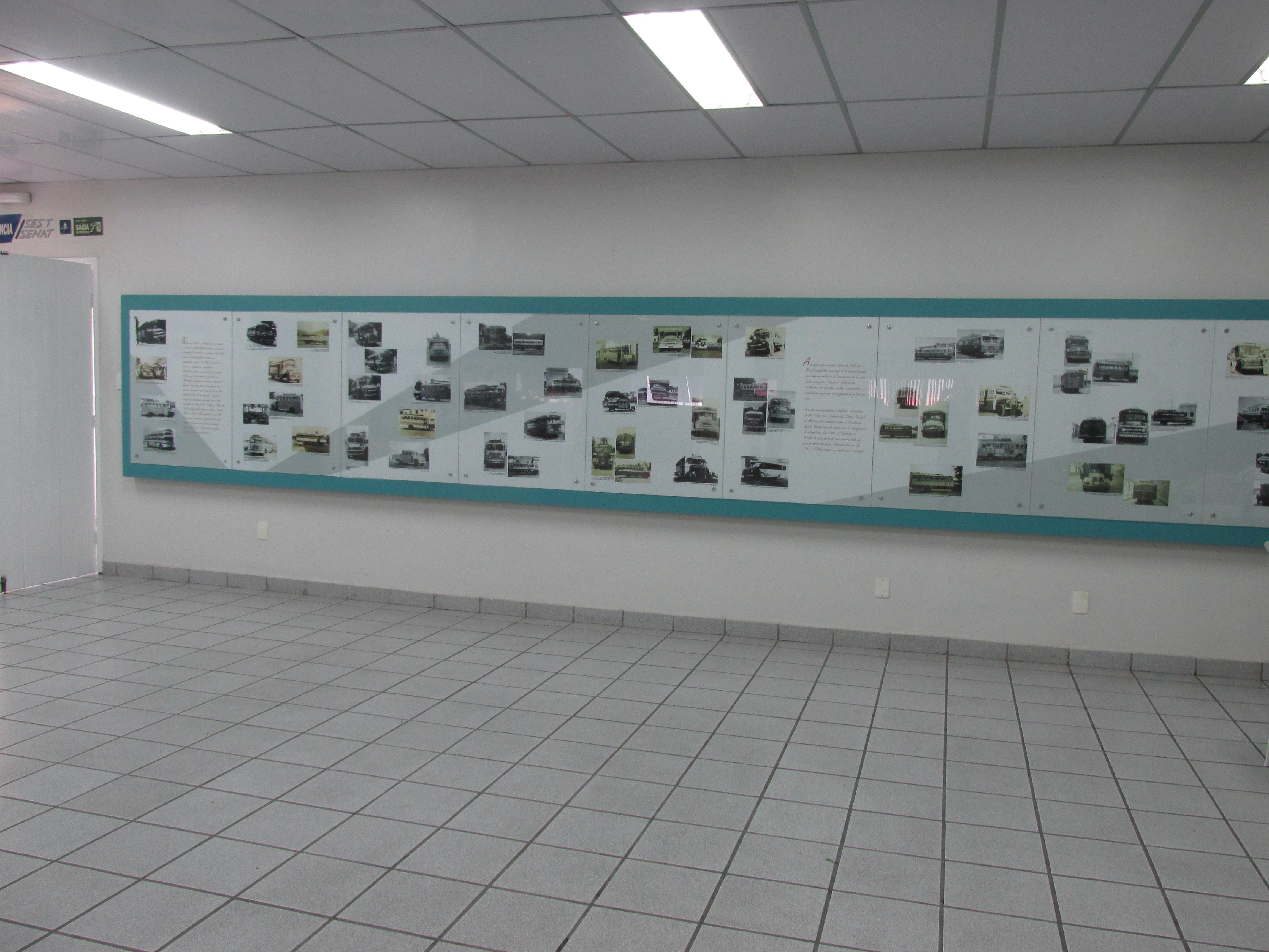SEST SENAT Memorial Fotográfico