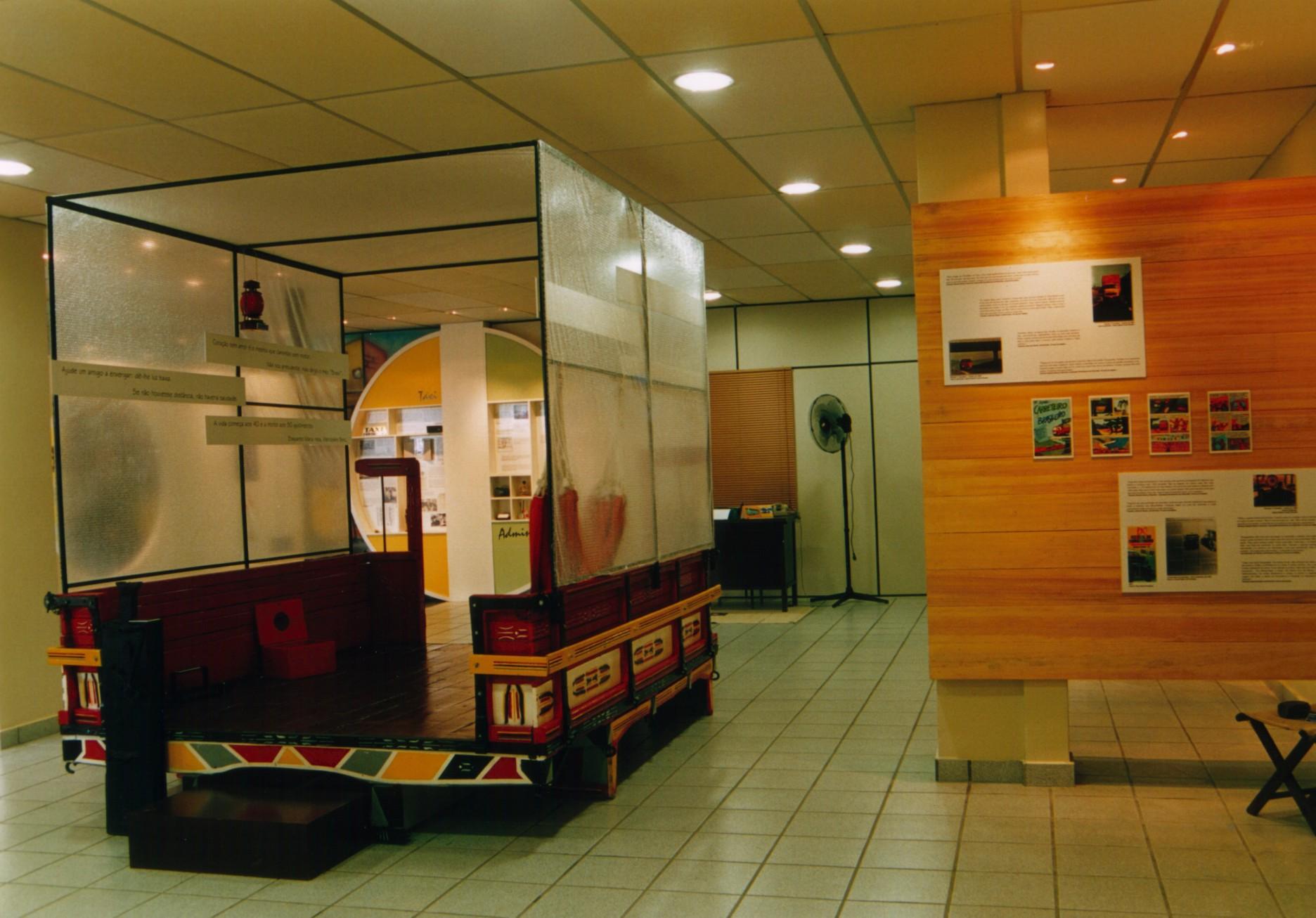 SEST SENAT Salão do Trabalho