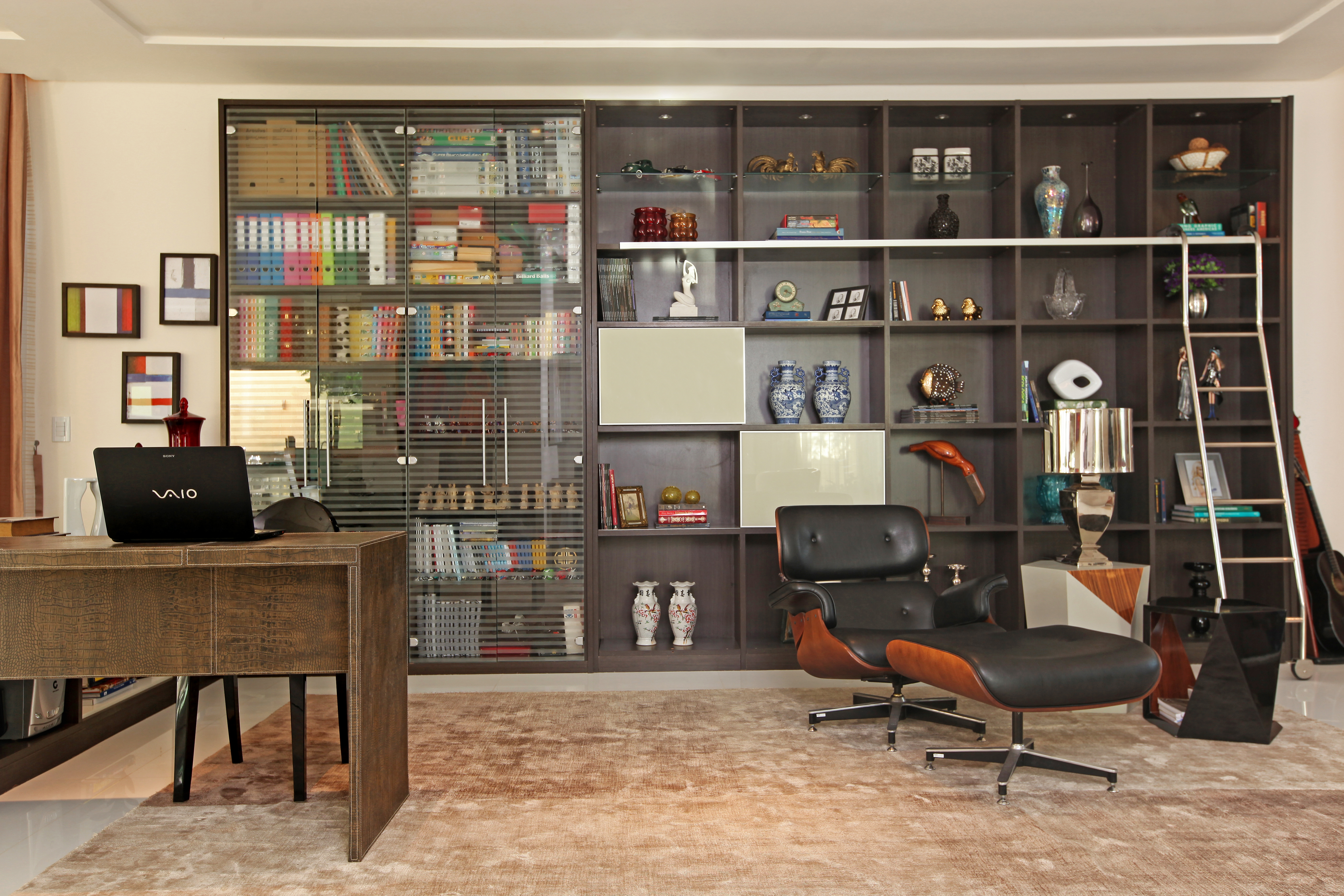 Home office P&D
