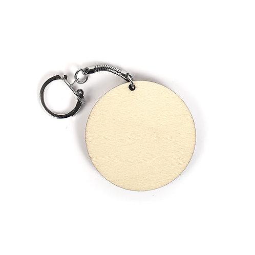Porte clef (3 formes)