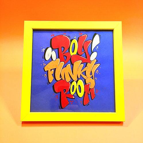 Cadre (Boy Funky Room)