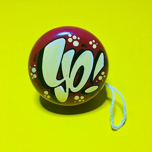 Yoyo (Bordeaux/Vanille)