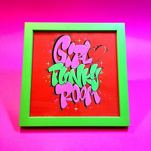 Cadre (Girl Funky Room)