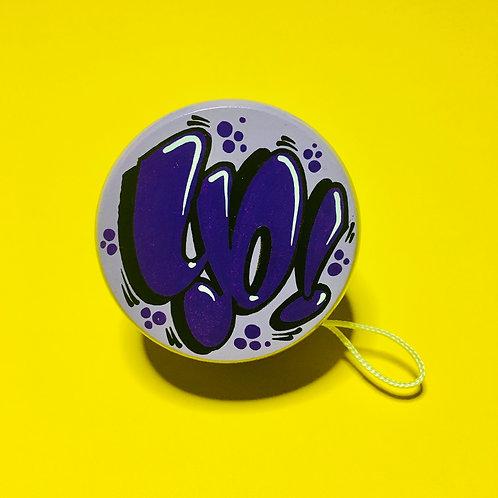 Yoyo (Lilas/Violet foncé)
