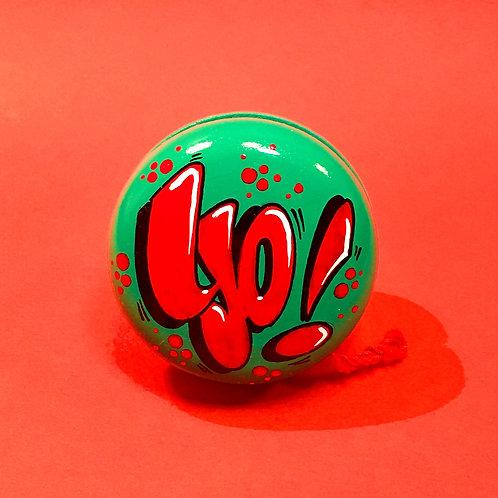 Yoyo n°1 (Vert émeraude/Rouge)