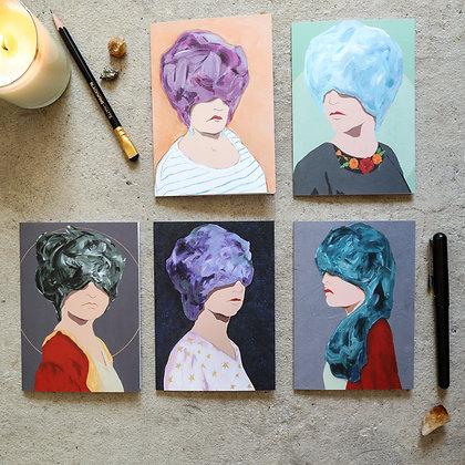 Wisdom of Women - Greeting Cards