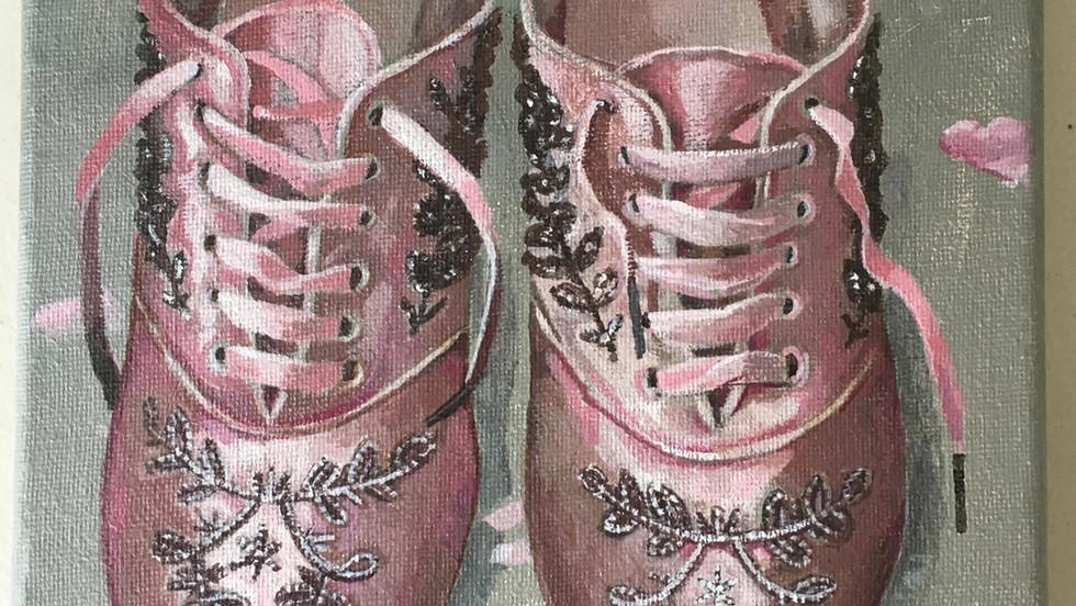 'Henrietta's Wedding Shoes'