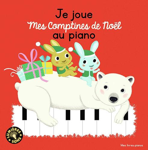 Je joue mes comptines de Noël au piano