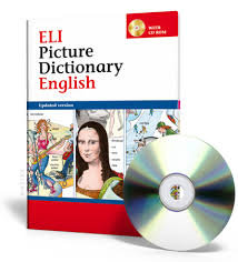 ELI Picture Dictionary English +CD-Rom