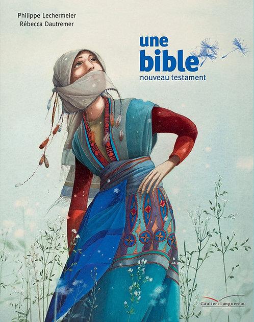 Une bible - Nouveau testament