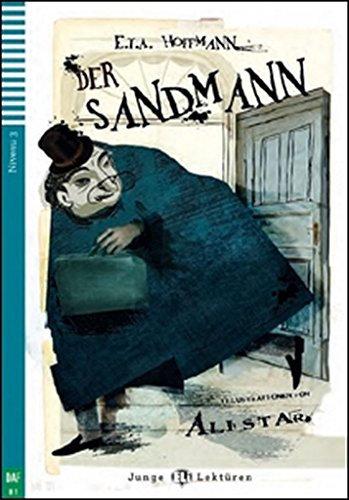 Der Sandmann (Lektüren ELI Junge B1 mit 1 audio CD)