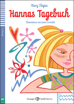Hannas Tagebuch (Lektüren ELI Junge A2 mit 1 audio CD)