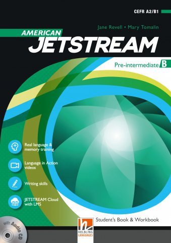 American JETSTREAM Pre-intermediate B