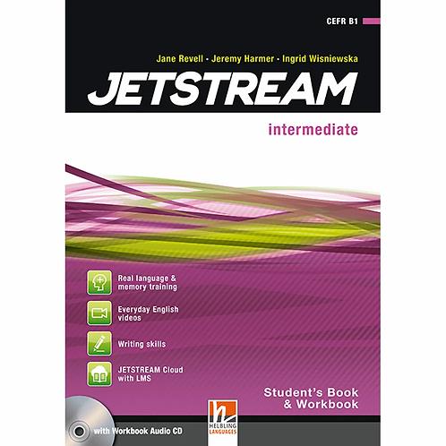 JETSTREAM intermed. SB/WB + CD FULL
