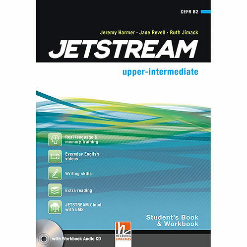 JETSTREAM upper-inter. SB/WB + CD FULL