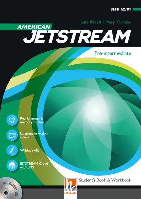 AMERICAN JETSTREAM PRE INTERMEDIATE FULL