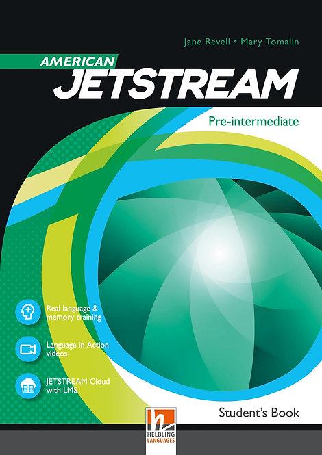 American JETSTREAM Pre-intermediate A