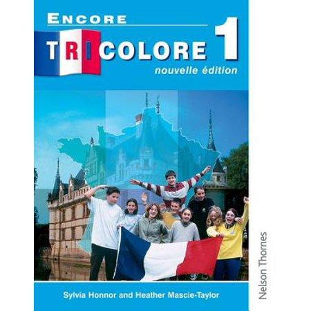 Encore Tricolore 1 (nouvelle édition)