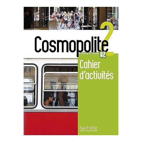 COSMOPOLITE 2 - CAHIER D'ACTIVITÉS