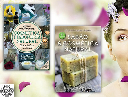 Cosmetica y Jaboneria Natural + Sabão & Cosmética Natural