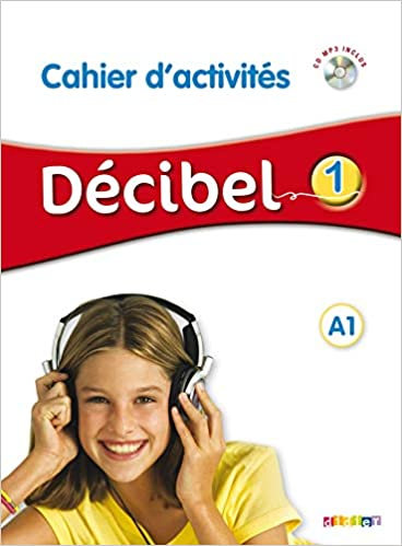 DECIBEL 1 2015 CAHIER CD