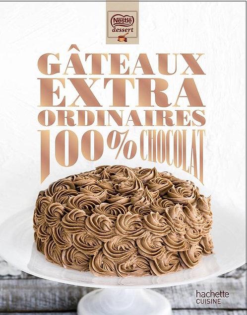 Gâteaux extraordinaires au chocolat