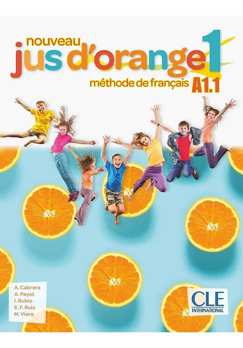 JUS D'ORANGE 1 (NE) - MÉTHODE