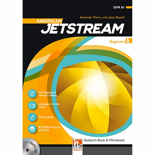 American Jetstream Beginner A