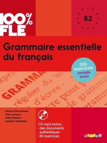Grammaire essentielle du français B2 (avec 1 CD audio MP3)