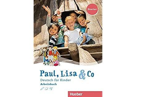 PAUL, LISA & CO- STARTER ARBEITSBUCH