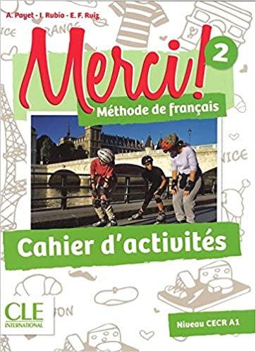 MERCI ! 2 - CAHIER D'ACTIVITÉS