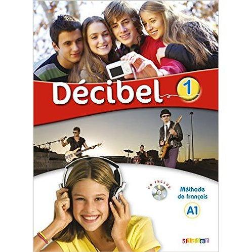 DECIBEL 1 2015 LIVRE CD DVD