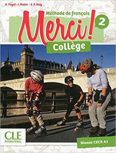 MERCI FLE N2. Manuel eleve + DVD ROM+ cahier d´ activites