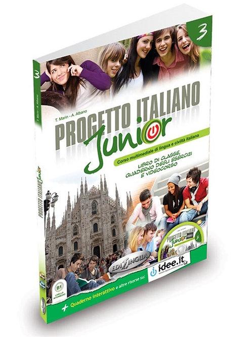 PROGETTO ITALIANO JUNIOR 3