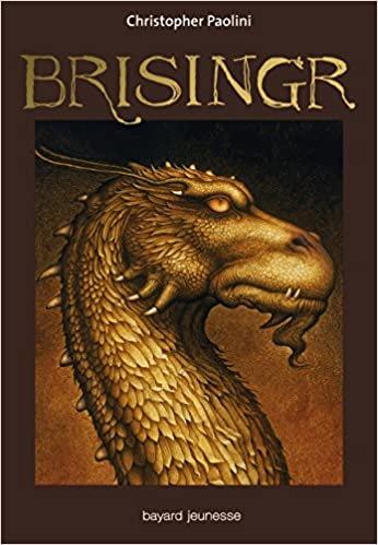 Eragon Tome 3: Brisingr