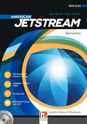 AMERICAN JETSTREAM ELEMENTARY FULL