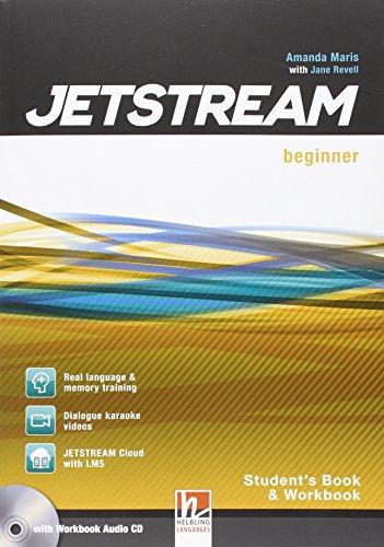JETSTREAM beginner SB/WB + CD FULL