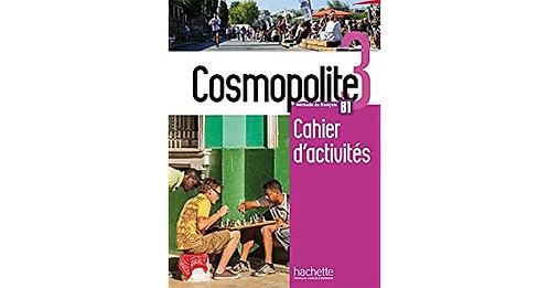 COSMOPOLITE 3 - CAHIER D'ACTIVITÉS