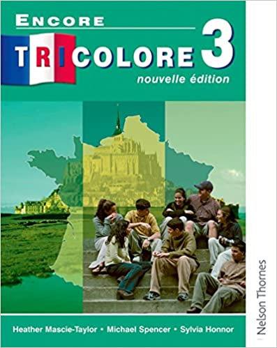 Encore Tricolore 3 (nouvelle édition)