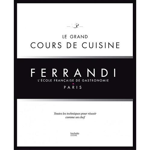 Le grand cours de cuisine Ferrandi - L'école française de gastronomie, Paris