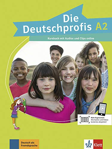 DIE DEUTSCHPROFIS A2 : KURSBUCH