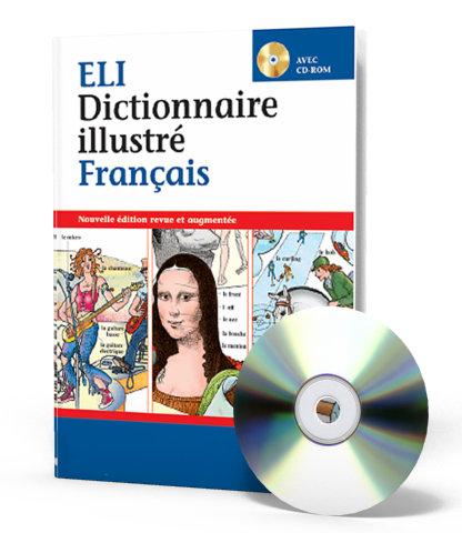 ELI Dictionnaire illustré Français +CD-Rom